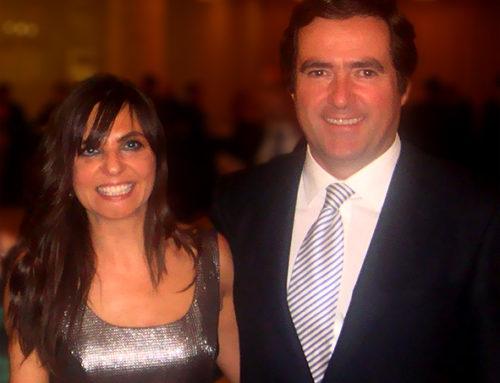 Antonio Garamendi nuevo presidente de los empresarios