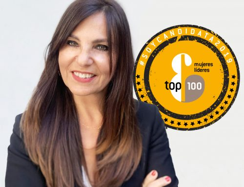 Candidata TOP 100 MUJERES LÍDERES DE ESPAÑA